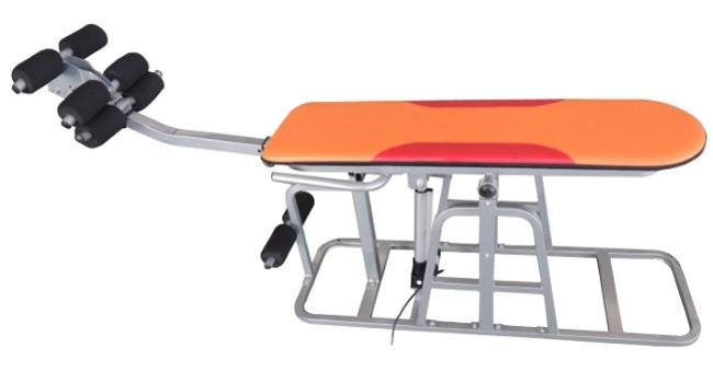 Инверсионный стол при грыже позвоночника - Идеальный турник-брусья
