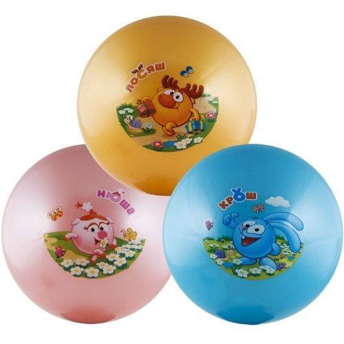 "Мяч детский ""Смешарики"" 22 см 12000 - вид 1"
