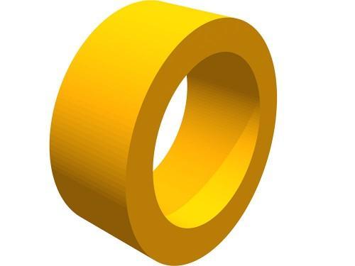 Мягкий модуль круг d 700 ДМФ-ЭЛК-11.01.01 - вид 1