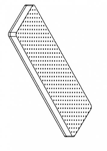 GAB60 Подушка под спину GAB60-PART-E - вид 1