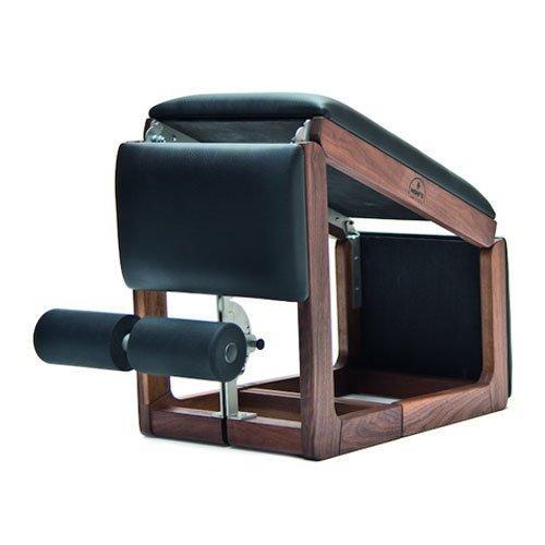 Универсальная скамья 3-в-1 NOHrD TriaTrainer, материал: орех, обивка: натуральная кожа 11103 - вид 1