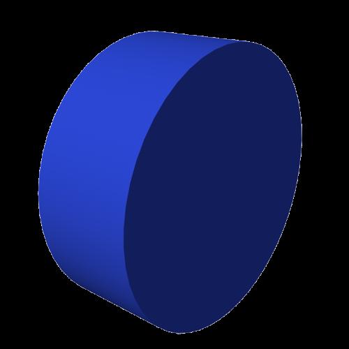 Мягкий модуль цилиндр h 150 ДМФ-ЭЛК-08.00.00 - вид 1