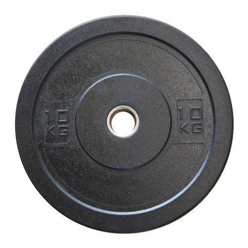 Диск олимпийский бампированный FOREMAN BP-CRUMB, вес: 10 кг 10307 - вид 1