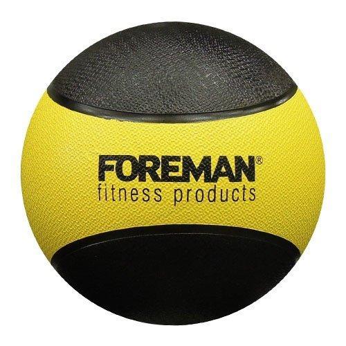 Haбивнoй мяч FOREMAN Medicine Ball, вес: 5 кг 10610 - вид 1