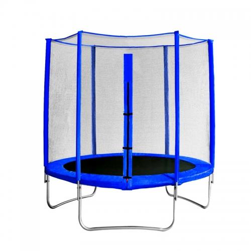 "Батут с защитной сеткой ""Trampoline 10"" диаметр 3,0 м синий SG000005078 - вид 1"