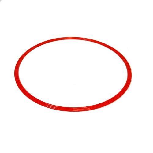 Обруч пластиковый плоский 65 см 11813 - вид 1