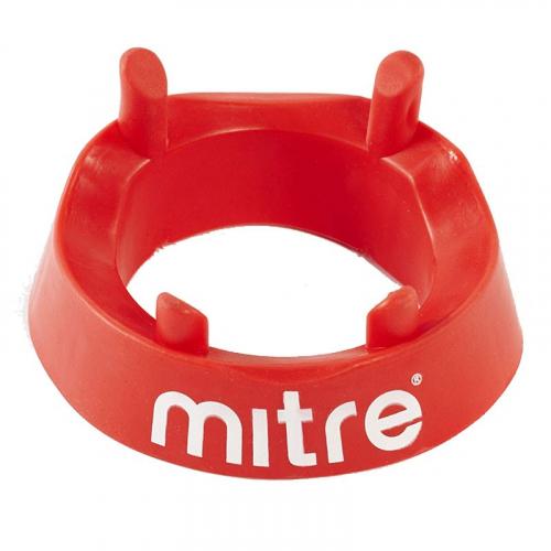 """Подставка для регбийных мячей """"MITRE Siedge"""" арт. A3062, полиуретан, красный  - вид 1"""