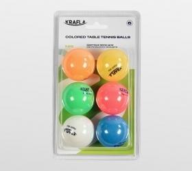 KRAFLA B-CL60 Набор для н/т: мяч без звезд (6шт) KRAFLA B-CL60 Набор для н/т: мяч без звезд (6шт) - вид 1