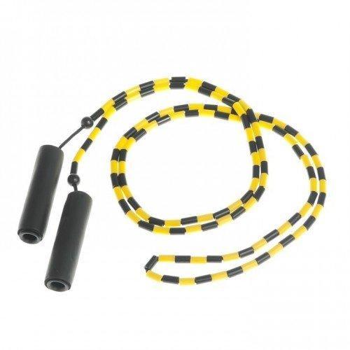 Скакалка Power Jump Rope желтая 10617 - вид 1