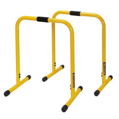 Опоры для функционального тренинга Lebert Equalizer, цвет желтый 10918 - вид 1