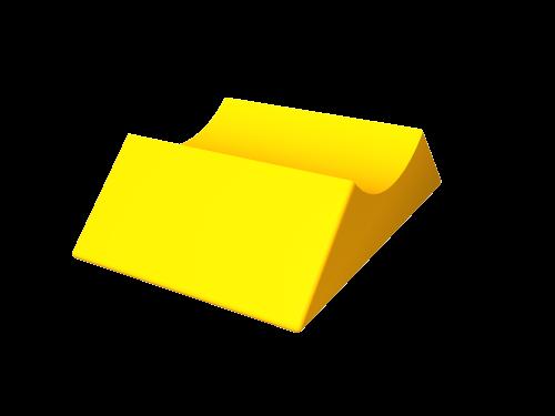 Мягкий модуль 425x115x300 ДМФ-ЭЛК-12.12.00 - вид 1