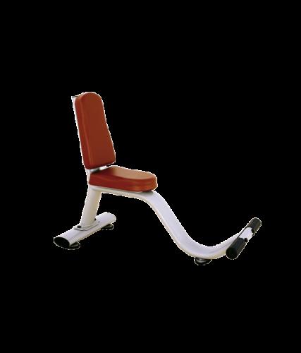 BRONZE GYM H-038 Скамья-стул (КОРИЧНЕВЫЙ) H-038_C - вид 1