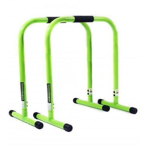 Опоры для функционального тренинга Lebert Equalizer, цвет зеленый 10919 - вид 1