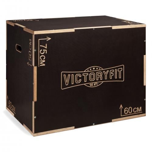Тумба для кроссфита VictoryFit VF-K18 VF-K18 - вид 1