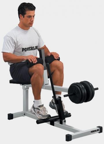 Голень сидя Body Solid Powerline PSC43 PSC43X - вид 1