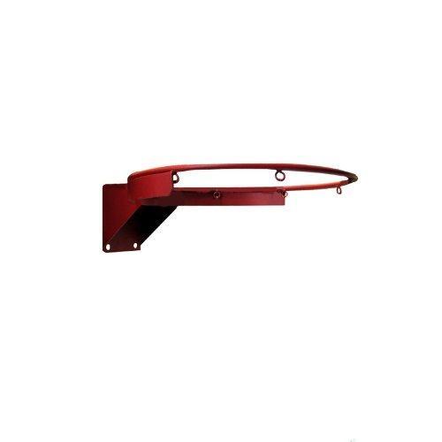 Кольцо баскетбольное труба 20 мм, №7 без сетки М855 - вид 1