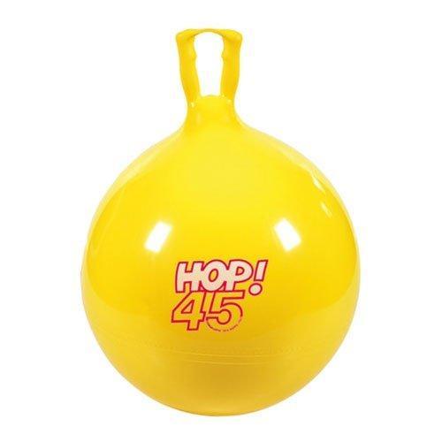 Мяч для прыжков с ручками HOP 45 8045 10623 - вид 1