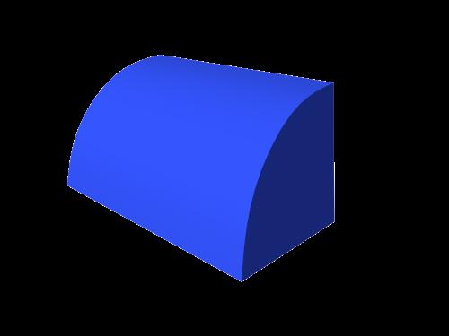 Мягкий модуль 600x300x300 ДМФ-ЭЛК-04.05.00 - вид 1