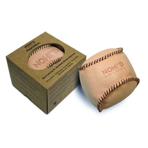 Утяжеленный мяч NOHrD HaptikBall, вес: 1250 г 11127 - вид 1