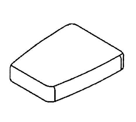 PFID125 Подушка сиденье PFID125-PART-6 - вид 1