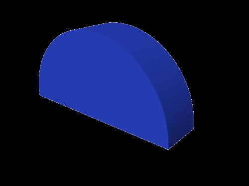 Мягкий модуль 600x300x150 ДМФ-ЭЛК-04.13.00 - вид 1