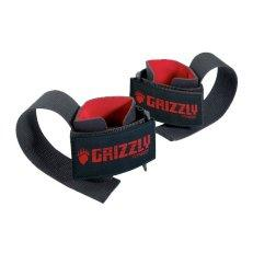 Ремни для тяги Grizzly Fitness Padded Lifting Strap 8614-04, пара