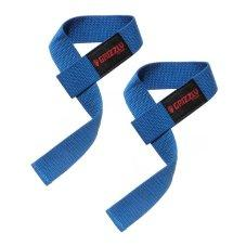 Ремни для тяги Grizzly Fitness Cotton Lifting Strap 8610-RB, пара
