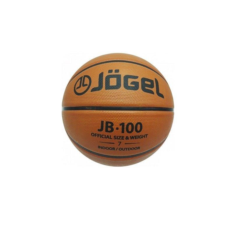 f54faac3 Мяч баскетбольный Jögel JB-100 №7 купить в нашем интернет магазине ...