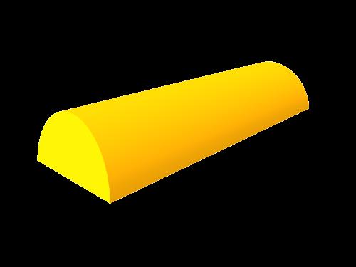 Мягкий модуль 900x300x150 ДМФ-ЭЛК-04.12.00 - вид 1