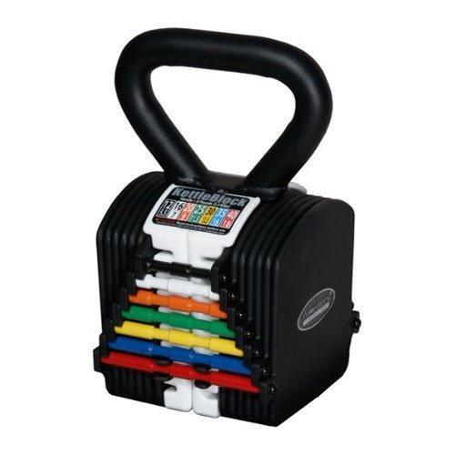 Наборная гиря PowerBlock Kettle Block, вес 2-9 кг 10432 - вид 1