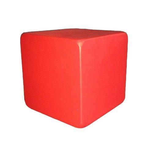 Куб деревянный детский, 15 см цветной М1033 - вид 1