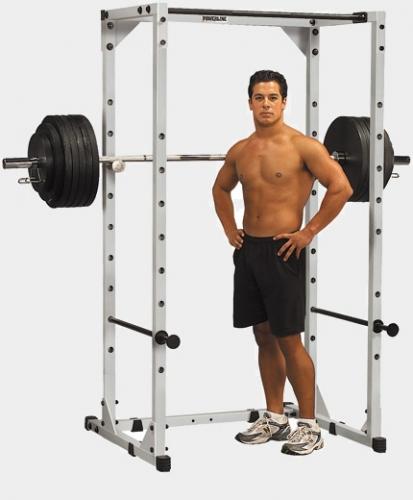Силовая рама Body Solid Powerline PPR178X/PPR200X PPR178X/PPR200X - вид 1