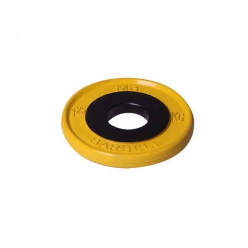 Диск олимпийский Barbell d 51 мм цветной 1,25 кг 454 - вид 1
