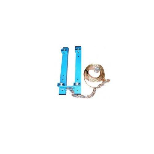 Консоль-блочная подвеска для колец гимнастических М744Г - вид 1
