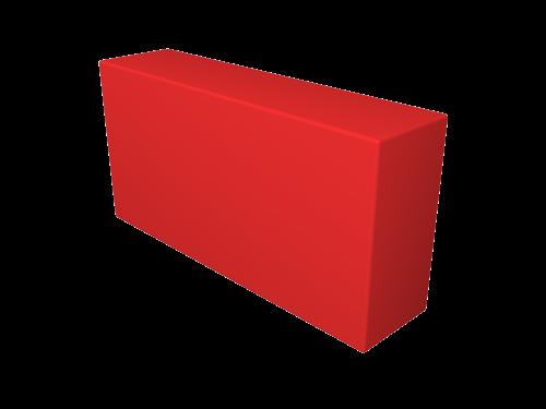 Мягкий модуль 600х300х150 ДМФ-ЭЛК-02.11.00 - вид 1