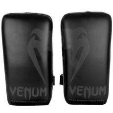 Пэды Venum Giant Kick Pads Black/Black (пара)
