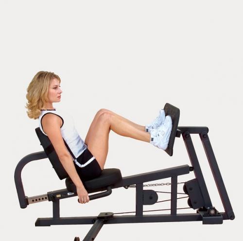 Опция жим ногами Body Solid GLP GLP - вид 1