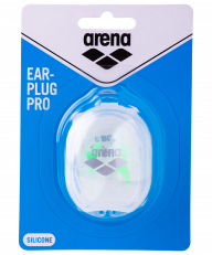 Беруши Earplug pro, clear/lime, 000029 126