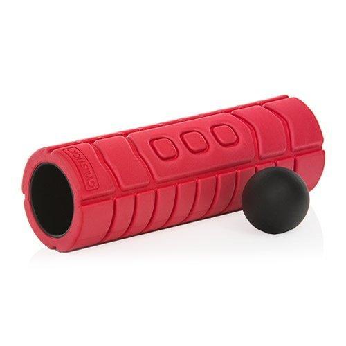 Комплект с массажным роликом и мячиком Gymstick Travel Roller with Myofascial Ball 10939 - вид 1