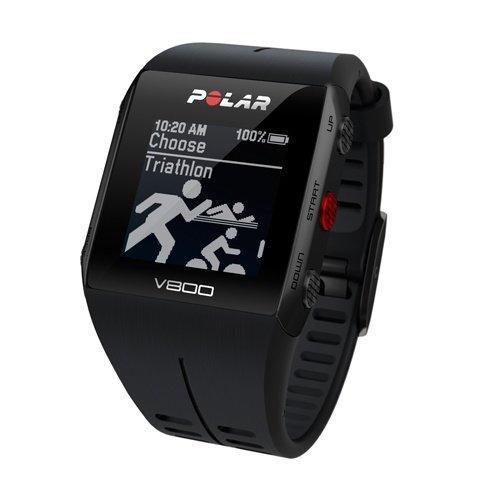 Пульсометр POLAR V800 с датчиком H10, цвет: черный 11040 - вид 1