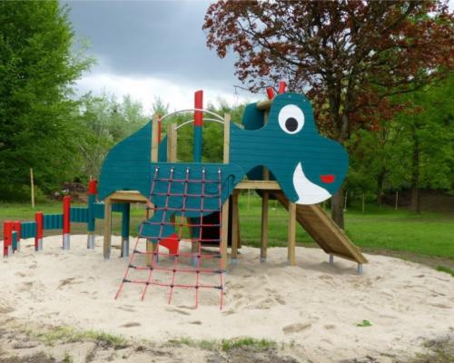 Детский игровой элемент Дино 32544 - вид 1