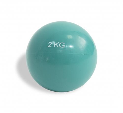 Мяч для пилатес 14 см 2 кг IR97414-2 - вид 1