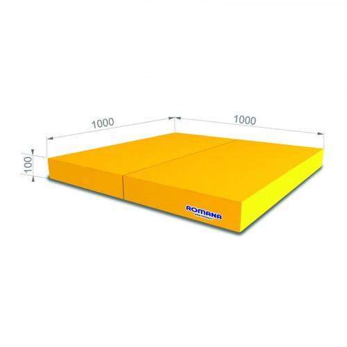Мягкий щит pro (1000*1000*100), в 2 сложения Романо 5.013.10 - вид 1