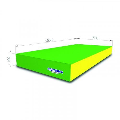 Мягкий щит pro (1000*500*100) Романа 5.000.10 - вид 1