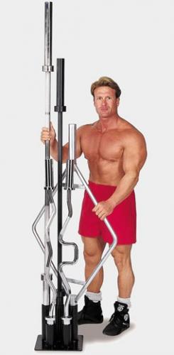 Подставка для олимпийских грифов Body Solid OBH-5 OBH_5 - вид 1