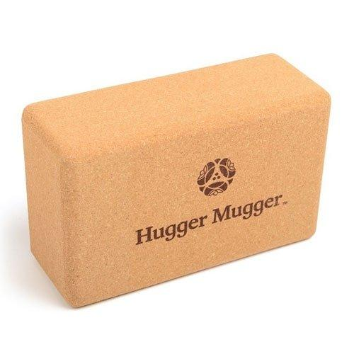 Блoк для йoги Hugger Mugger Cork Block 10651 - вид 1