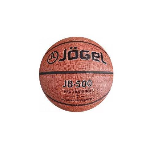 Мяч баскетбольный Jögel JB-500 №7 11351 - вид 1