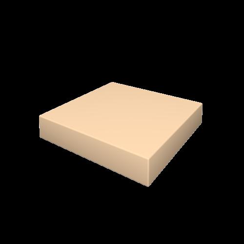 Элемент мягкой формы 500x500x100 5.024.10 - вид 1