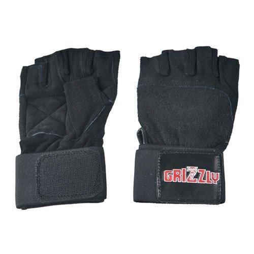 Перчатки с фиксатором запястья Grizzly Fitness Power 8731-04 10153 - вид 1
