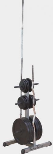Подставка для стандартных дисков и грифов Body Solid GSWT GSWT - вид 1